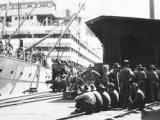 NICARAGUA.- Agosto de 1912, la revolución libero-conservadora es sofocada por marines norteamericanos.