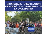 Declaraciones del PSOCA sobre la crísis en Nicaragua (2018-2019)